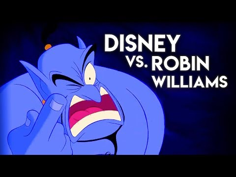 Xxx Mp4 How Aladdin Changed Animation By Screwing Over Robin Williams 3gp Sex