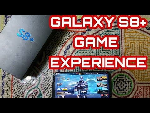GALAXY S8+ GAME EXPERIENCE (Exynos) - MODERN COMBAT 5