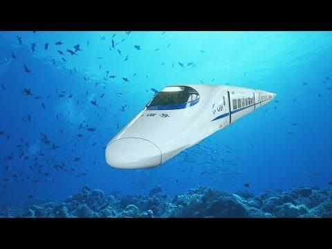 Xxx Mp4 China S Underwater High Speed Train To America China Uncensored 3gp Sex