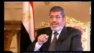 مرسي: لم يكن يخطر في بالي أن الفساد وصل لهذه الدرجة