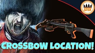 CROSSBOW LOCATION! | Zombi PS4 Gameplay
