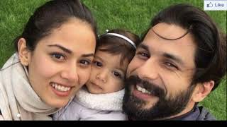 Shahid Kapoor Family 2017 || Personal pics || Wife || Childrens || Daughter