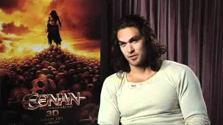 Jason Momoa workout for Conan the Barbarian finally revealed!