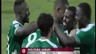 اهداف مباراة ( الأهلي 4-2 الغرافة ) دوري نجوم قطر 2016/2017