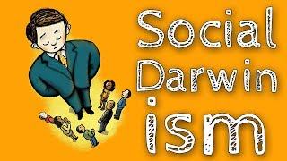 Social Darwinism - The Incitement To Crime!