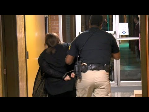 Xxx Mp4 Vermilion Parish Teacher Removed From Meeting In Handcuffs KATC Team Coverage 3gp Sex