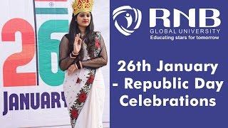 Indian Patriotic Drama by RNBians on Republic Day Celebrations