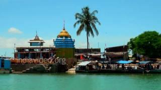 Kalijai Temple  Chilka  Orissa
