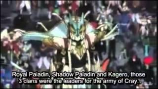 Cardfight!! Vanguard Episode 66 - Gold Paladin Eng Sub 2/2