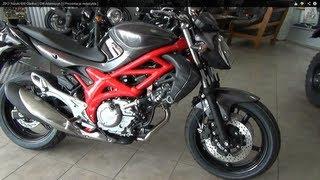 2013r Suzuki 650 Gladius [ CM Adamiszyn ] [ Prezentacja motocykla ]