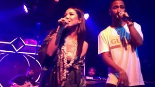 Jhene Aiko and Big Sean live in Honolulu,Hawai'i