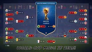 FIFA 2018 Russia World Cup 2018 Prediction (FIFA 18)