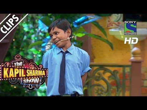 Khajur ka growth kam hone ka raaz - The Kapil Sharma Show - Episode 5 - 7th May 2016