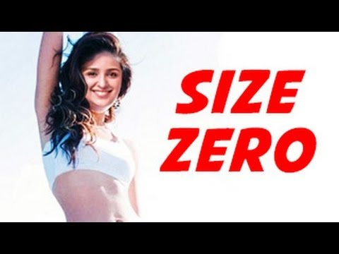 Parineeti Chopra's SHOCKING SIZE ZERO FIGURE