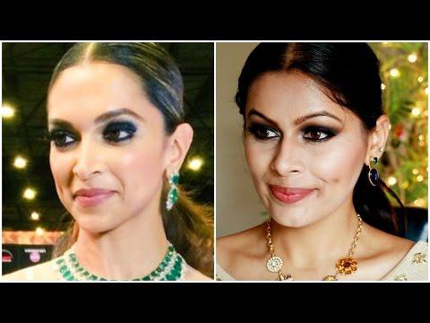 Xxx Mp4 Deepika Padukone IIFA 2016 Inspired Makeup Look Tutorial Kavya K 3gp Sex