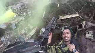 Inside the Main Battle Area - Marawi
