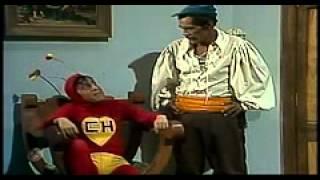 El Chapulín Colorado *La Romántica historia de Julio y Rumieta*  Parte 1-6 (1979)