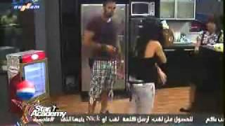 ستار اكاديمي7- غيرة محمد على رحمة وتداركه السريع للموقف