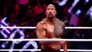 WWE The Rock Titantron 2012