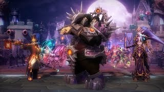3 New Heroes Revealed at Blizzcon 2015 - Heroes of the Storm Official Trailer