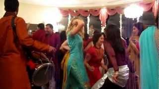 Marvi's Mendhi Dances 12