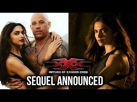 Xxx Mp4 Deepika Padukone Next Hollywood Film Announced XXx Return Of Xander Cage Sequel Lungi Dance 3gp Sex