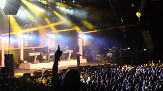 And One - Shouts of joy live at Amphi 2015
