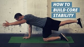 How To Build Core Stability (5 Ways For The COMPLETE Core)