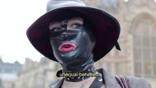 Outlawing the female orgasm: porn protest in London, 12 Dec 2014