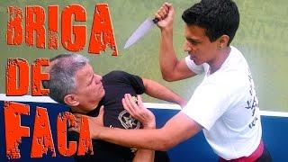 DEFESA PESSOAL CONTRA FACA, Aula 05 #KungFu