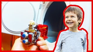 Lego Star Wars Fighter Ships and Cabin Monsters