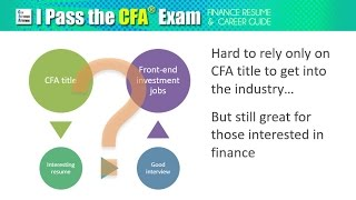Is CFA Designation Worth It?