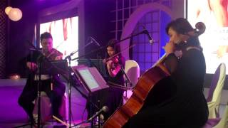 TILL THERE WAS YOU cover by DYNASTY CHAMBER ORCHESTRA