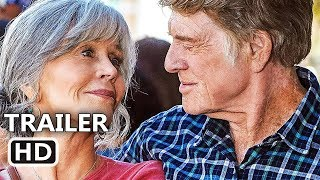OUR SOULS AT NIGHT Official Trailer (2017) Robert Redford, Netflix Movie HD