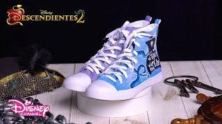 ¿Quieres las Zapatillas de Mal vs Uma?   Descendientes 2