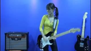 Juliana Vieira: Welcome to the jungle Guns N' Roses (Cover)