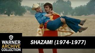Captain Marvel saves the day (Shazam TV Series)