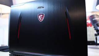 انبوكسنق لاب توب الالعاب ام اس اي  دومينيتور برو unboxing msi dominator pro GT62VR
