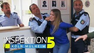 Als sie ihn sieht, schreit sie sofort: Panik vor dem Ex! | Inspektion 5 | SAT.1 TV