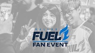 Burning Blue - Dallas Fuel at Main Event