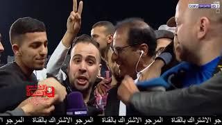 واخا مابغيتوناش ديناها  هكدا ما تم التصريح به بعد مباراة إتحاد طنجة والمغرب التطواني 2 1