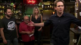 It's Always Sunny in Philadelphia - Dennis gets a valentine's day gift.