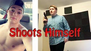 PewDiePie Roasts Scarce, Lance Stewart EPOSED!, SCARCE Shoots HIMSELF!!!