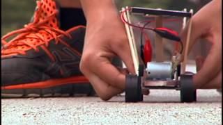 Solar Cars - Hubbard Middle School
