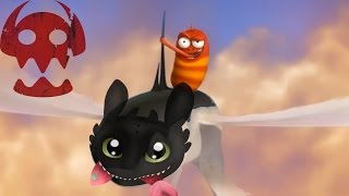 LARVA ❤️ The Best Funny cartoon 2017 HD ► La DRAGON TRAINERS ❤️ The newest compilation 2017 ♪♪ PART
