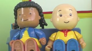 Caillou Hears a Story at Kindergarten #CaillouHolidayFun | Toy Store - Toys for Kids ADVERTISEMENT