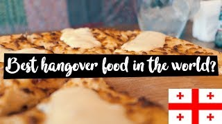 How is Georgian Food? - Tbilisi, Georgia - FOOD & TRAVEL VLOG #1
