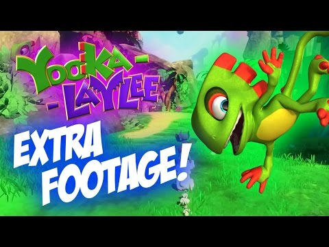 Xxx Mp4 Spoilers Yooka Laylee Demo Gameplay Extra Footage Possibility Of Six Worlds 3gp Sex