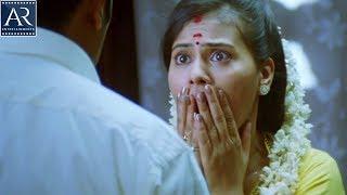 Naa Madilo Nidirinche Cheli Movie Scenes | Man Removes Jayashree Saree | AR Entertainments