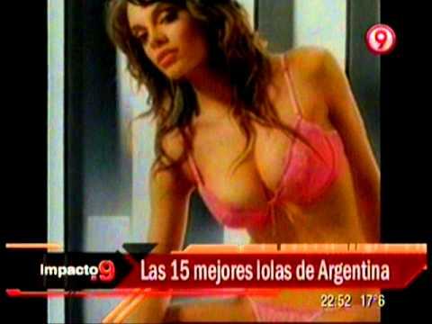Las 15 mejores lolas de Argentina